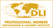 Comet Cleaners of Lubbock is a professional member of the Drycleaning and Laundry Institute International. Click to visit the DLI International website.
